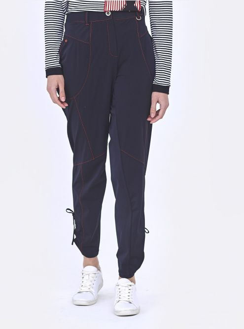 Pantalon No Limit - Noir