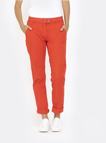 Pantalon Fanfan - Orange