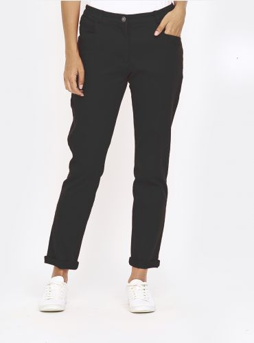 Pantalon Friendly - Noir