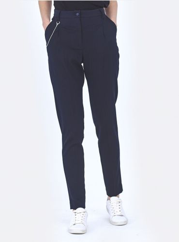 Pantalon Liberate - Marine/Prune