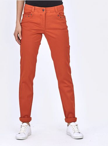 Pantalon Gabin - Orange