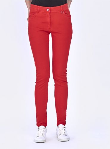 Pantalon Mado Gang - Rouge