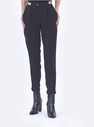 Pantalon Military Girl - Noir
