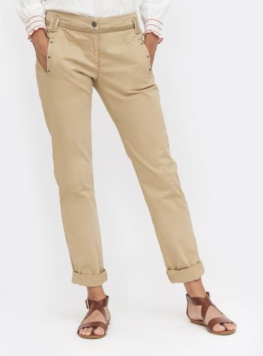 Pantalon Good Mood - Beige