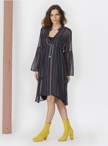 Robe The Famille - Multicolor