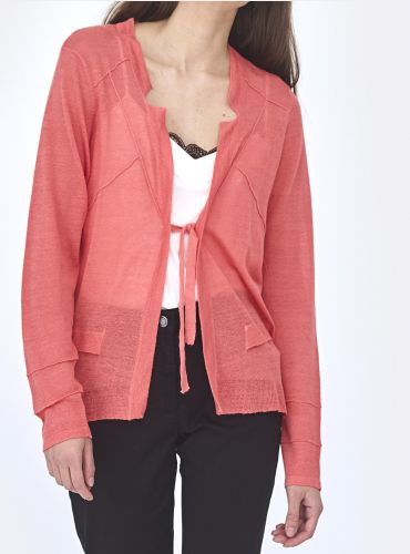 Gilet Friend - Corail