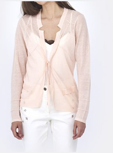 Gilet Friend - Rose Blush