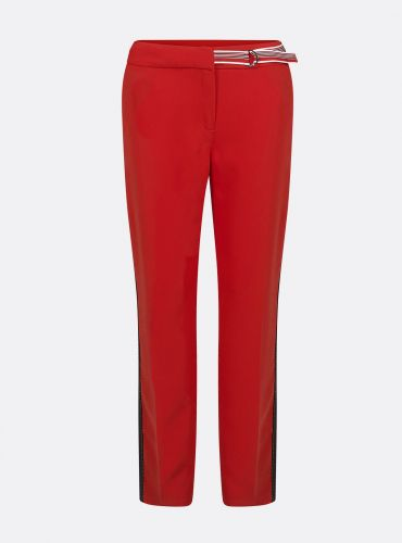 Pantalon 33 Tours - Rouge