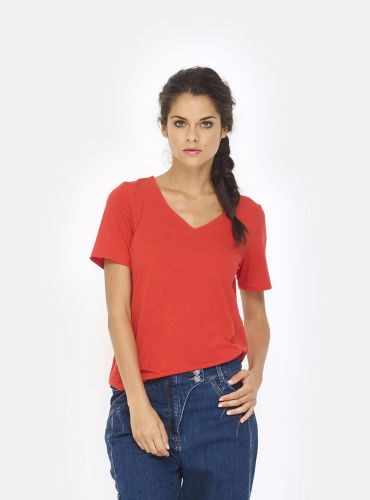 T-Shirt Frida - Rouge