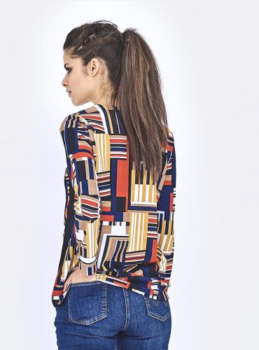 Blouse Theory - Multicolor