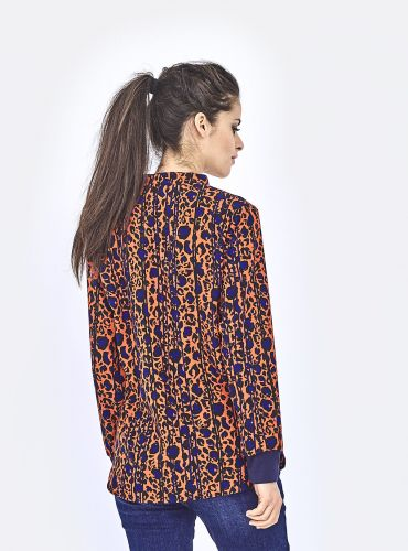 Blouse Urban Panther - Multicolor